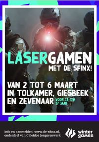 Lasergame battle Giesbeek