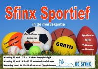 Sfinx Sportief in Tolkamer