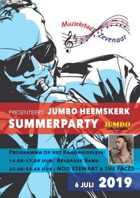 Summperparty Zevenaar